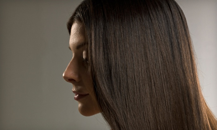 Aries Salon - Laurel Park: $75 for a Keratin Hair-Smoothing Treatment at Aries Salon in Sarasota ($150 Value)