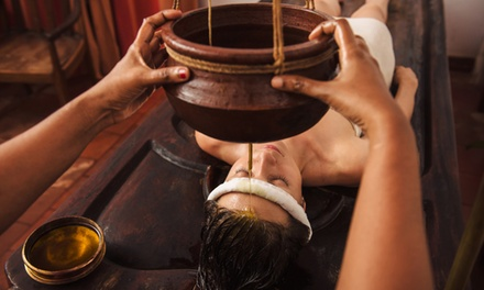 Bagno di vapore, scrub e massaggio