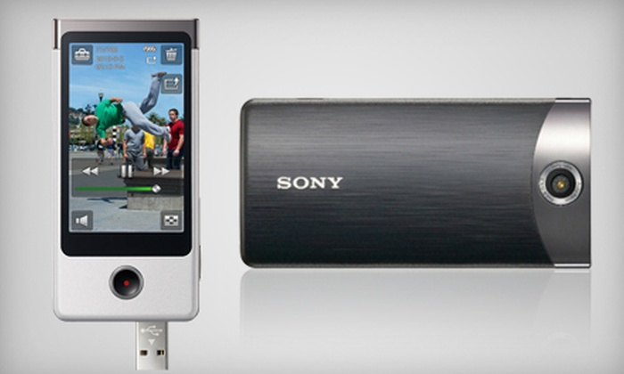 Sony Store: $94 for a Sony Bloggie Touch MP4 Camera ($179.99 Value). Valid in U.S. Only.