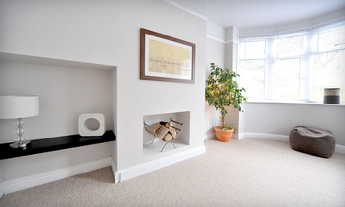 Super Duper Carpet & Duct Cleaning - Ross: $149 for Eight Areas of Residential Carpet Cleaning from Super Duper Carpet & Duct Cleaning ($300 Value)
