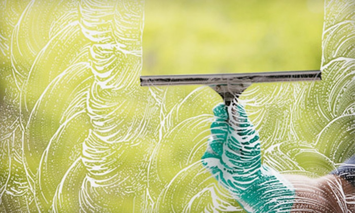 American Window Cleaning Co. Tacoma - South End: Gutter or Window Cleaning from American Window Cleaning Co. Tacoma (Up to 63% Off). Four Options Available.
