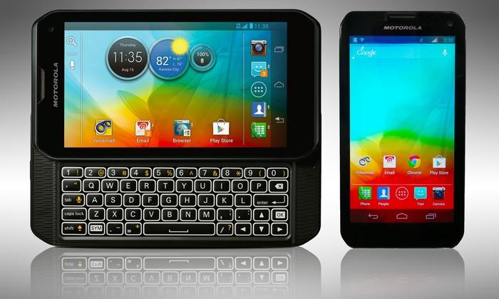 Motorola Photon Q 4G LTE for Sprint: Motorola Photon Q 4G LTE for Sprint. Free Returns.