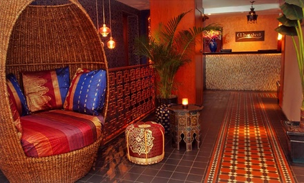 Stay at Marrakech Hotel NYC, NY, with Dates into May