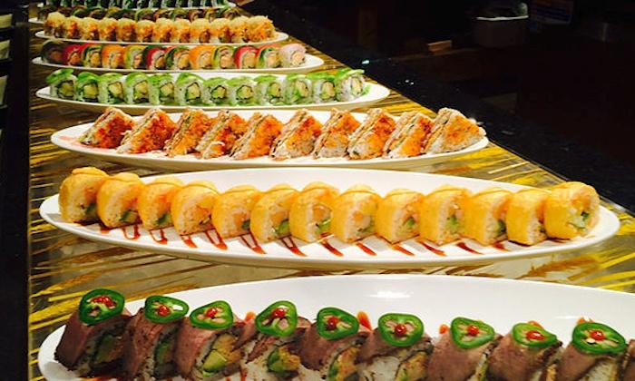 mizumi buffet from 10 tigard or groupon rh groupon com