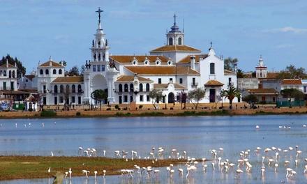 El Rocio: 1, 2 o 3 noches para 2 en habitación doble con desayuno y detalle de bienvenida en Casa Rural Doñana 51