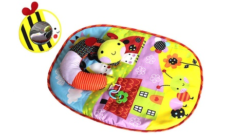 Red Kite Tummy Time Baby Play Mat