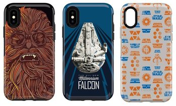 Star Wars Otterbox Cases for Apple iPhone X & XS
