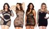 Leg Avenue Plus Size Mini Dresses