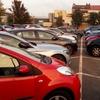 Parking près de l'aéroport de Zaventem