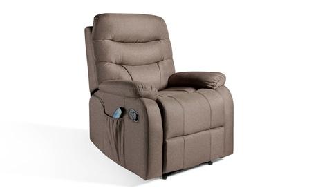 Sillón de masaje ECO-8500 con mando a distancia y 2 niveles de intensidad