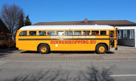 DinnerHopping – Das Erlebnisdinner durch München – Last-Minute-Deals (48 Std. vor Event buchbar) (bis zu 34% sparen*)