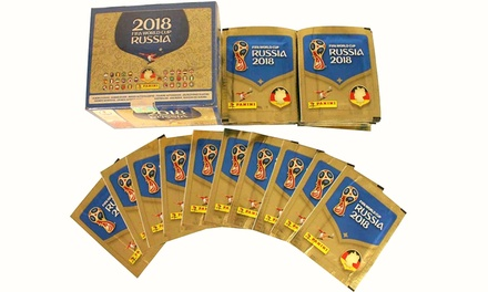 Panini FIFA World Cup 2018 Stickers With Free Delivery