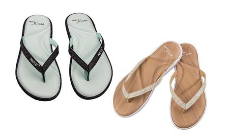 Pro11 Wellbeing Orthotic Comfort Flip-Flops