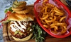 Browns Stateside Diner - Weston Super Mare: Choice of Burger with Fries and a Pint of Beer or Cider for Up to Four at Browns Stateside Diner (Up to 50% Off)