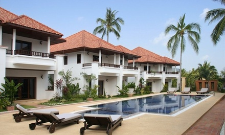 Koh Samui: Five-Night Villa Stay for Four with Airport Transfers and Mini Bar at The 4* Gardens