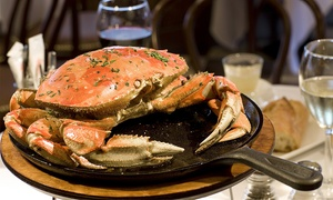 $150 For Four $50 Gift Cards For Seafood And Drinks At The Old Clam House ($200 Total Value)