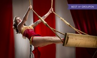 John Lawsons Circus, 10 - 22 March, Two Locations (Up to 50% Off)