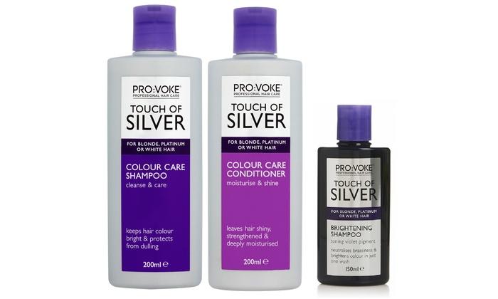 Pro Voke Touch Of Silver Hair Set  811c38d9222c