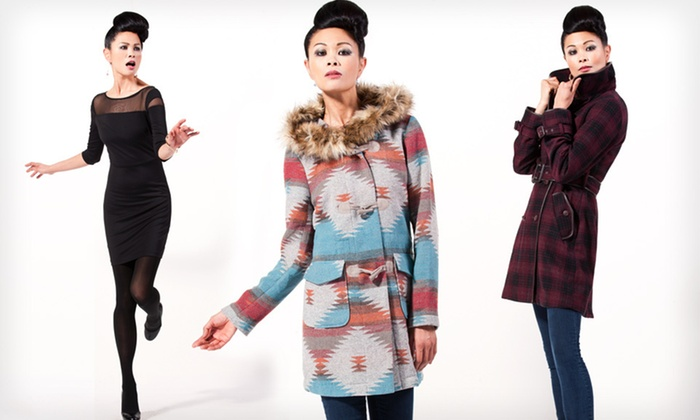 BB Dakota Women's Dresses and Jackets: BB Dakota Women's Dress or Jacket (Up to 72% Off). Multiple Styles and Sizes Available. Free Shipping and Free Returns.