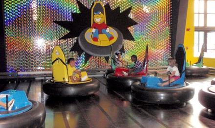 One, Two, or Four All-Day Wristbands at Funopolis Family Fun Center (Up to 37% Off)