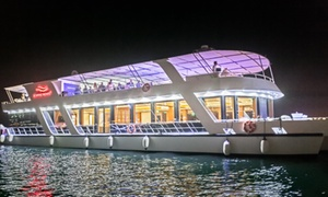 Xclusive Yachts: Iftar Buffet Cruise for Up to Four with Xclusive Yachts (Up to 38% Off)