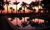 Beachfront Hotel on the Gulf Coast