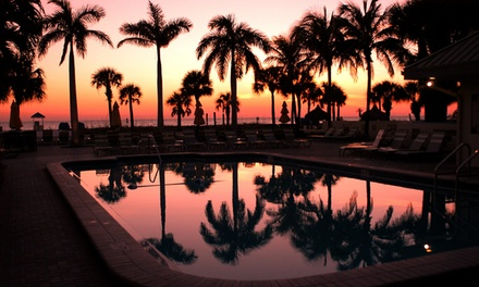 Stay with Daily Breakfast and Waived Fee at Sirata Beach Resort in St. Pete Beach, FL. Dates into January 2019.