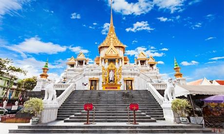 ✈Bangkok, Phuket, Krabi, Phi Phi con opción a Dubai con vuelo de ida y vuelta desde Barcelona o Madrid para 1 persona
