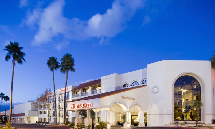 Sheraton Tucson Hotel with Pool and WiFi