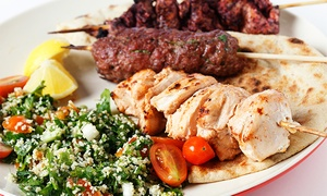 Tanoor Mediterranean Grill: Catering Package for Up to 15 or $15 for $25 Worth of Mediterranean Food at Tanoor Mediterranean Grill