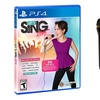 Let's Sing 2016 for PS4 with USB Mic