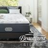 Simmons Beautyrest Silver Feagan Plush Mattress Set