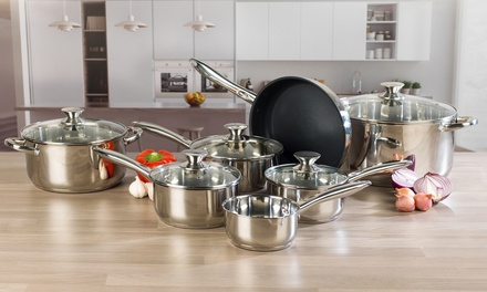 Russell Hobbs Classic Collection Pan Sets