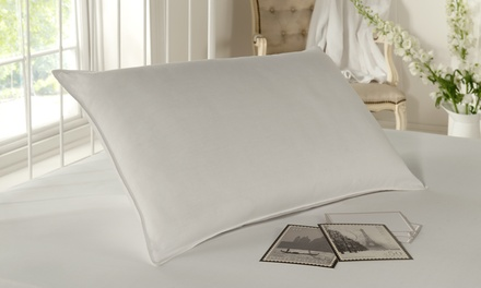 One, Two or Four Silentnight Essentials Memory Foam Core Pillows