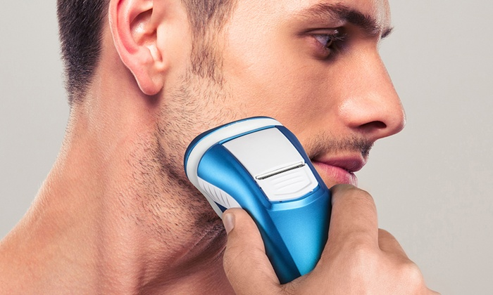 Carmen facial hair trimmer