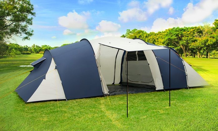 Weisshorn Family Camping Tent Groupon Goods