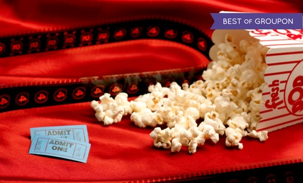 Movie Outing for Two or One Month of Movies for One, Two, or Four at Theatres of Georgetown (Up to 92% Off)