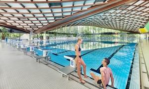 Badezentrum Sindelfingen: Tageskarten für 2 Personen für Sauna und Hallenbad im Badezentrum Sindelfingen (34% sparen*)