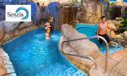 Circuito spa de 90 minutos para 2 personas en Senzia Spa and Wellness Senator Barcelona (hasta 58% de descuento)