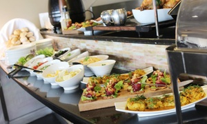 Cape Town Hotel School Restaurant: Sunday Lunch Buffet from R239 for Two at Cape Town Hotel School Restaurant (Up to 47% Off)