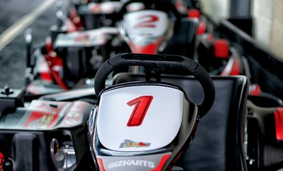 image for 20- or 40-Minute Go-Karting Experience at Team Karting (Up to 40% Off)