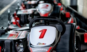Team Karting: 20- or 40-Minute Go-Karting Experience at Team Karting (Up to 40% Off)