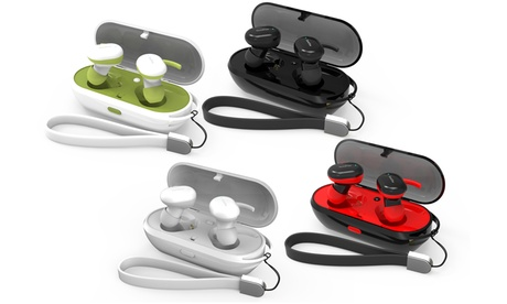 1 ou 2 écouteurs intra-auriculaires sans fil bluetooth i15