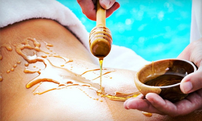 Heal N U Therapeutic Day Spa - Northwest Meridian: Steamed-Honey Massage or Spa Package with Facial, Body Wrap, and Massage at Heal N U Therapeutic Day Spa (Up to 61% Off)