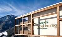 Südtirol: 3 - 8 Tage für 2 P. DZ inkl. ¾ Pension + Softgetränke inklusive und SPA im 4* Bella Vista Hotel Emma