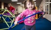 Up to 42% Off Open-Play Passes to Go! Kids' Gym