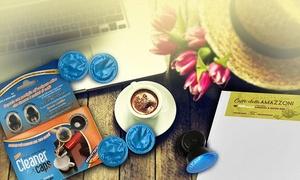 Espresso Store: 200 o 400 capsule compatibili Nespresso o A Modo Mio e un kit pulizia macchina con Expresso Store (sconto fino a 57%)