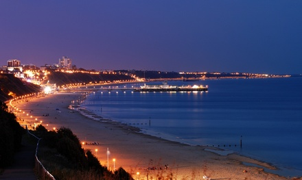 Bournemouth: 1 or 2 nights with Dinner and Spa Access