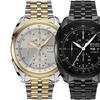 Bulova Accu Swiss Automatic Chronograph Watch