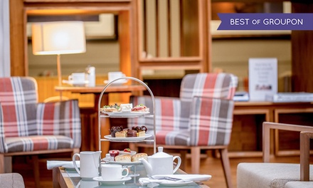 4* Prosecco Afternoon Tea for Up to Four at Doubletree by Hilton Aberdeen